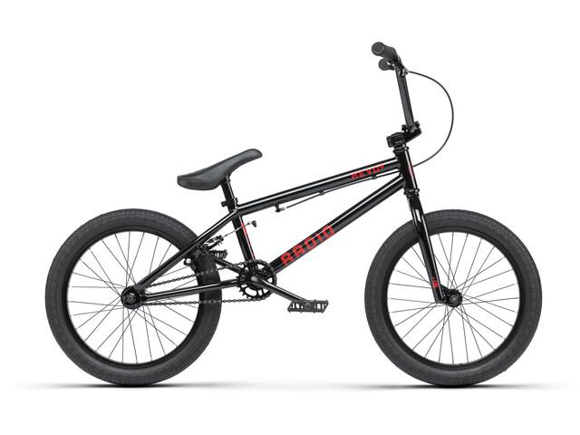 "Radio Bikes Revo 18"" black"